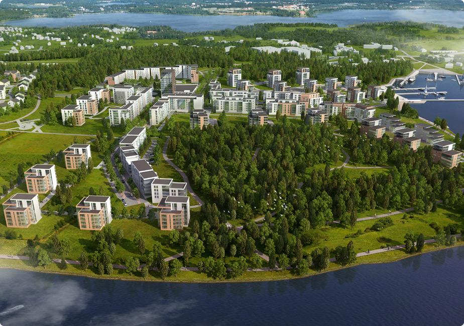 Yit Tampereen Niemenranta
